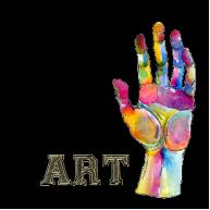藝術。手作
