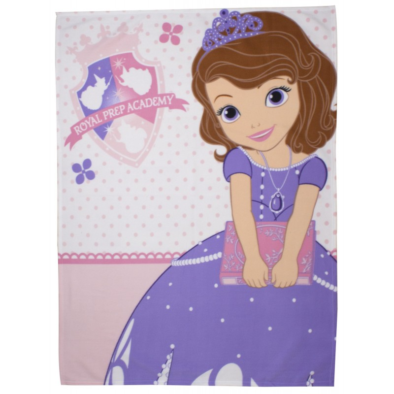 Sofia The First Academy 毛毯