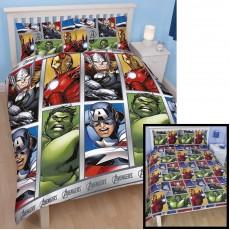 Avengers 雙人被袋連枕袋