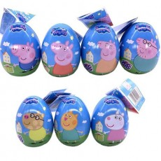 Peppa Pig Surprise Egg with Gummy (一個)