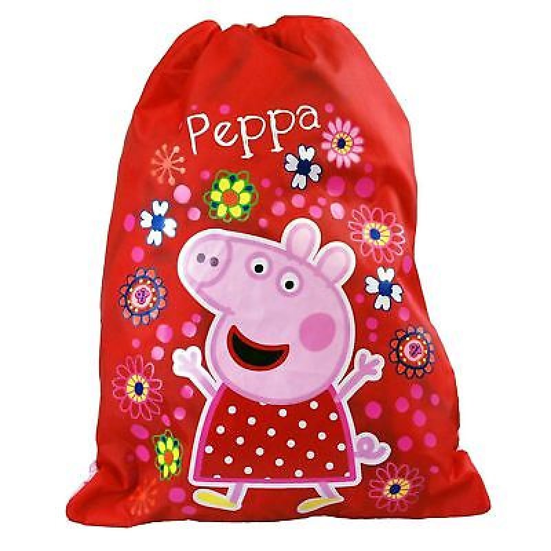 Peppa Pig Tropical Luggage Set (一套三件)
