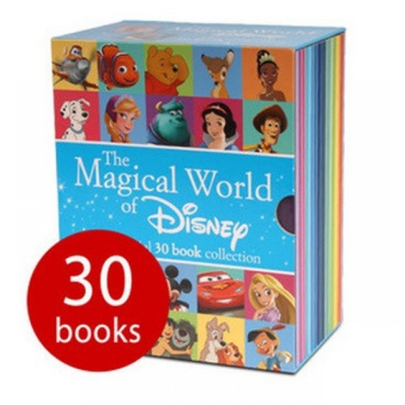 The Magical World of Disney Collection 30本盒裝