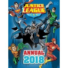 Justice League Annual 2018 (預售)