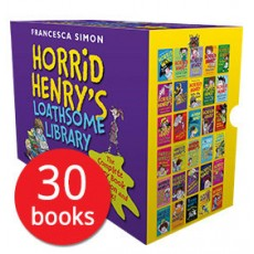 Horrid Henry's Loathsome Library Collection - 30 Books (預售)
