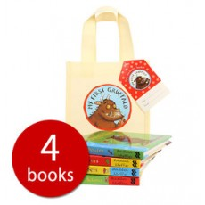 My First Gruffalo Board Book Bag - 4 Books (預售)