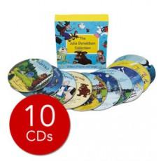 Julia Donaldson 10 CDs Audio Collection