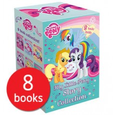 My Little Pony Collection - 8 Books (預售)