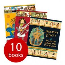 Marcia Williams Collection - 10 Books