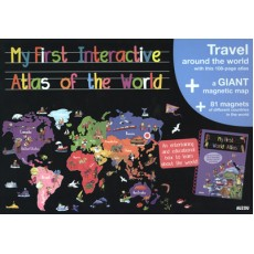 My First Interactive Atlas of the World