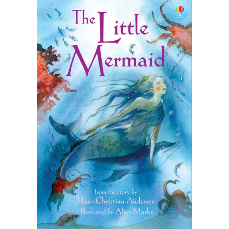 The Little Mermaid (with CD)