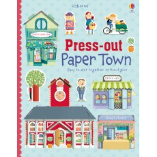 Press-out Paper Town (預售)