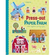 Press-out Paper Farm (預售)