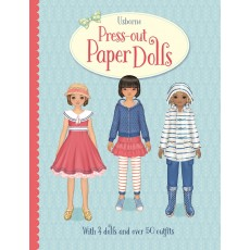 Press-out Paper Dolls (預售)