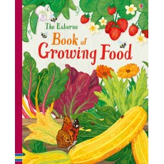 The Usborne Book of Growing Food (預售)