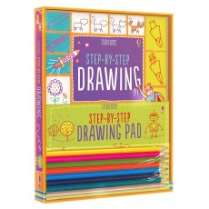 Step-By-Step Drawing Kit (預售)