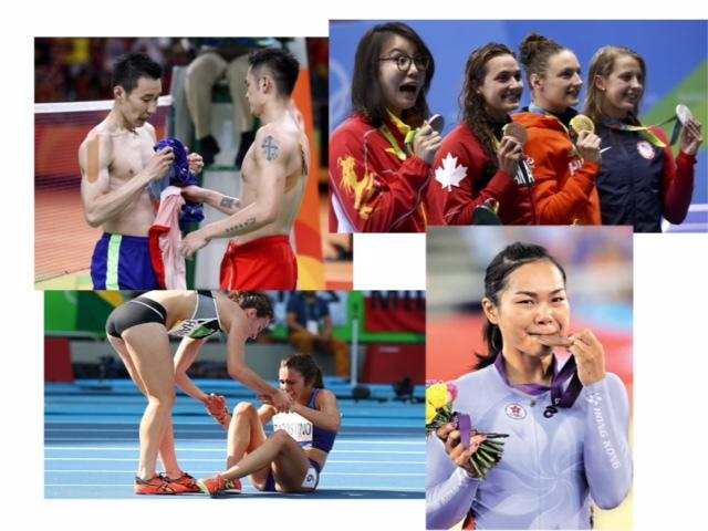 輸了又如何?里約奧運給平常人的時代啟示